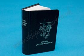 Obrazek Jezus Maryja Józef  kolor czarny