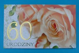 Obrazek 60 urodziny