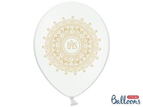Picture of Balony białe z hostią