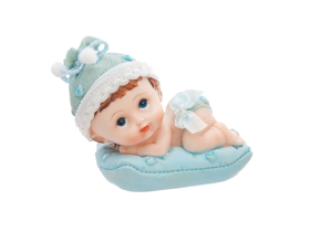 Obrazek Figurka Chłopiec z poduszką