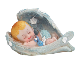 Obrazek Figurka Chłopiec Aniołek