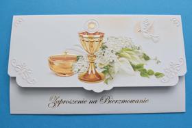 Picture of Zaproszenie na bierzmowanie 04