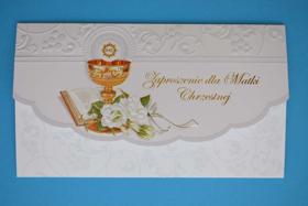 Obrazek Zaproszenie dla Matki Chrzestnej 17