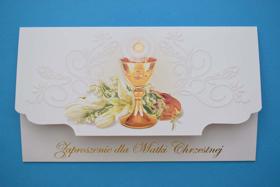 Picture of Zaproszenie dla Matki Chrzestnej 18