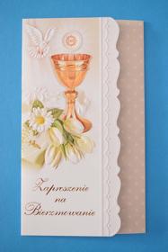 Picture of Zaproszenie na bierzmowanie 03