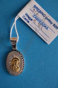 Picture for category Medaliki srebrne