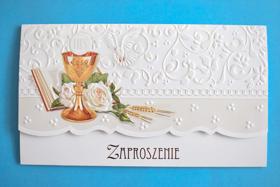 Picture of Zaproszenie na bierzmowanie 07