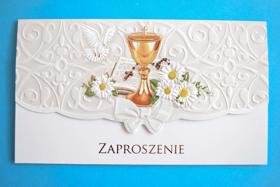 Picture of Zaproszenie na bierzmowanie 08