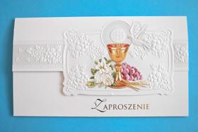 Picture of Zaproszenie na bierzmowanie 09
