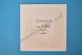 Obrazek Zaproszenie na ślub 12