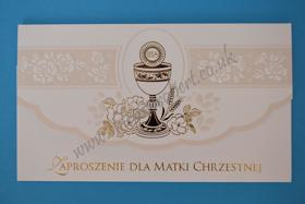 Obrazek Zaproszenia dla Matki Chrzestnej 5