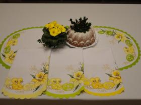 Obrazek 5. Bieżnik Wielkanocny