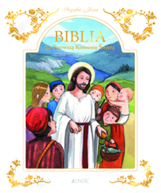 Picture of Biblia na Pierwszą  Komunie Świętą